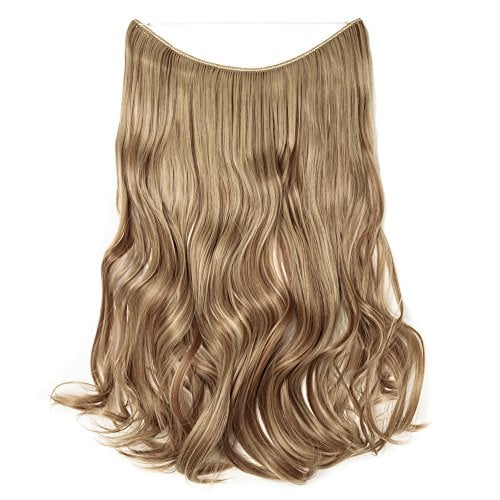 Promo 20 curly secret string flip in no clip hair extensions promo 20 curly secret string flip in no clip hair extensions natural hidden wire synthetic hairpieces no clip hair extensions adjustable transparent wire pmusecretfo Choice Image